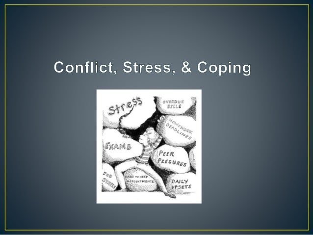 stress and conflict The purpose of this study was to investigate the role of couple identity (or the  degree to which one's partner and relationship are central to one's personal  identity.