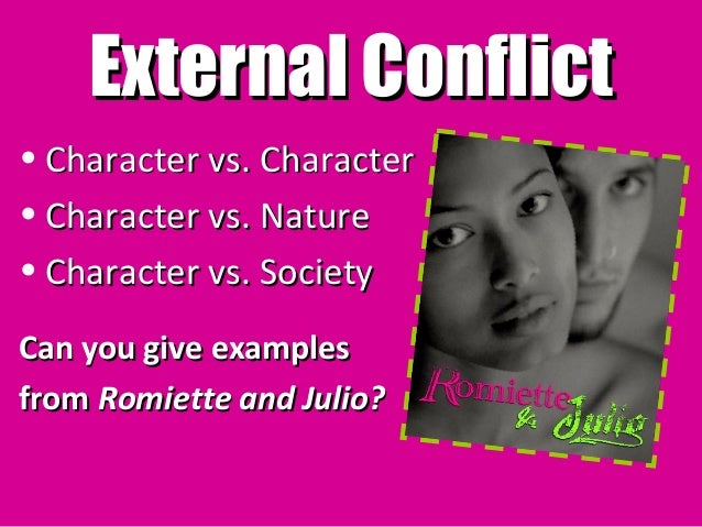 internal and external conflict 4 types of interan and external conflict in literature.