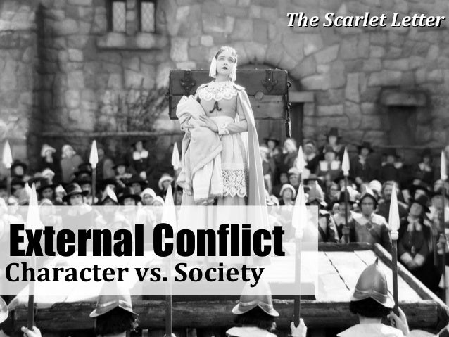 internal conflict in characters within novella english literature essay The central conflict in a piece of literature is the  of conflict: internal and external internal conflict happens when a character feels a conflict within.