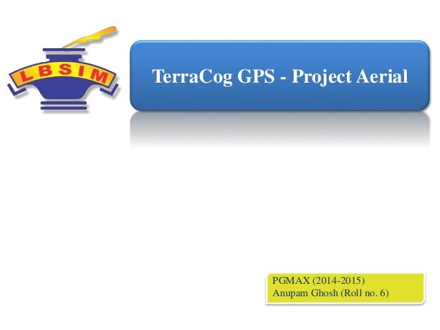 terra cog case Terracog, a successful privately held high-tech firm that develops gps (global positioning system) and similar products for consumer markets, has recently been caught off-guard by a competitor's new product that makes novel use of satellite imagery when terracog pursues development of a directly competing product, dubbed aerial, the projected costs threaten to scuttle the project.
