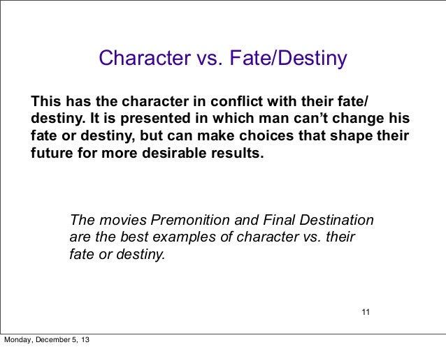 destiny examples