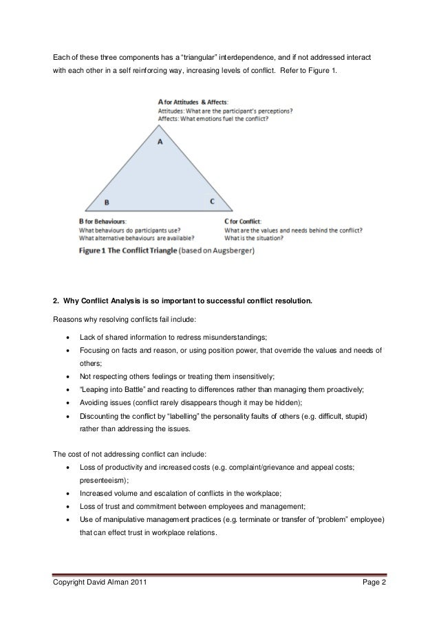 """Each of these three components has a """"triangular"""" interdependence, and if not addressed interactwith each other in a self ..."""