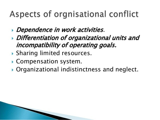 traditional view of organizational conflict Compare and contrast the traditional view, the human relations view, and the interactionist view of organizational conflict what is the difference.