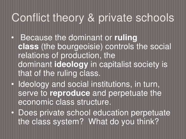 discussing conflict theory in sport essay Manifest and latent functions and dysfunctions conflict theory symbolic interactionism social theory and social structure.