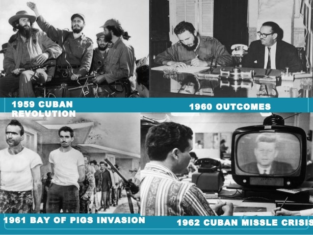 The Bay of Pigs Invasion and its Aftermath, April 1961–October 1962