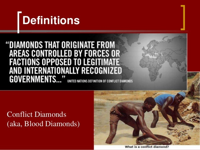 summary of blood diamonds Best answer: figure out how many people have died mining blood diamonds figure out how many wars have been funded by outlawed blood diamonds.