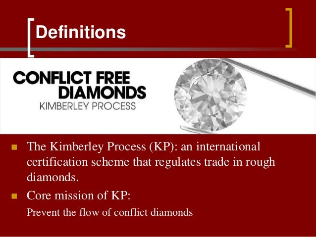 diamond conflicts essay Blood diamonds - conflict diamonds a cut diamond are encouraged to insist upon a sales receipt that documents that their diamond originated from a conflict-free.