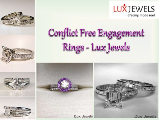 lux jewels offers excellent and consistent service for decently developed custom made engagement - Free Wedding Rings