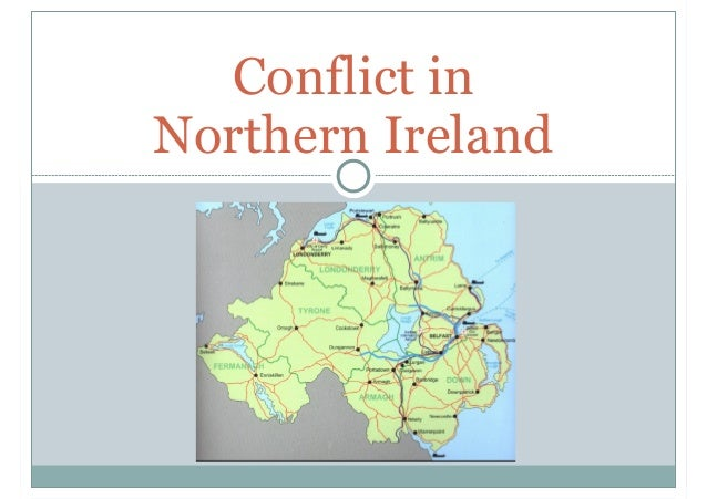 Ethic Conflict In Nothern Ireland Essay Sample