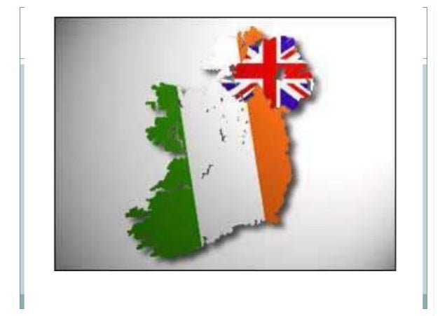 conflict in northern ireland Differing identity is the heart of the northern ireland conflict 5 the conflict in northern ireland arises in the divided religious, national, and political.