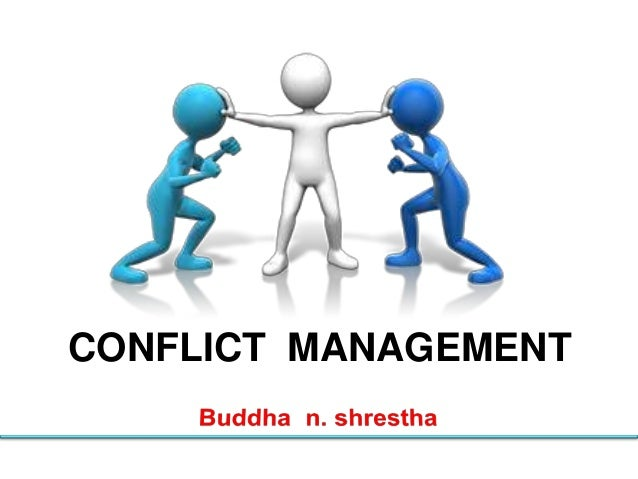Conflict mgt