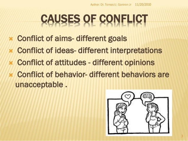 the different perceptions and interpretations of conflict What is cultural diversity in the workplace  cultural problems can range from miscommunication to actual conflict,  different perceptions of time can.