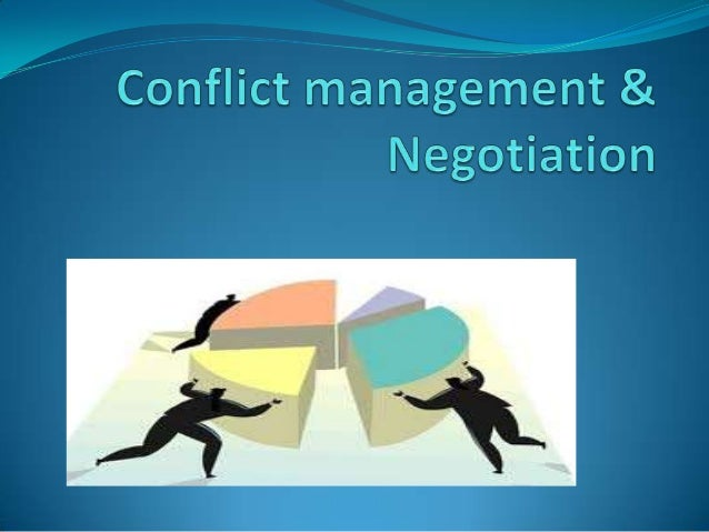 " Conflict: conflict is an integral part  of everyday life of an individual or  organization According to W.Wrigley  ""whe..."