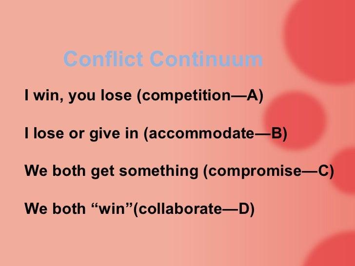 Conflict management presentation |authorstream.