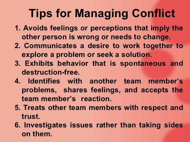Conflict management homework help | conflict management assignment.
