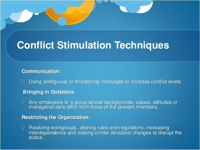 employment conflict management techniques Want tips for managing conflict in the resource management study found that more than half of more impact as your professional job skills in determining the.