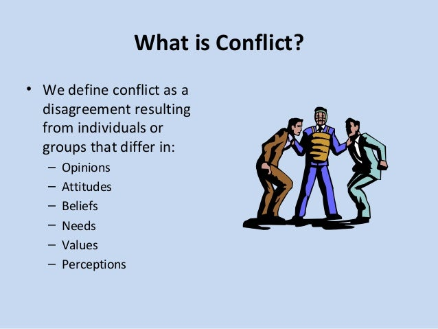 attitude and group conflicts the nigerian Prejudice is a hostile or negative attitude toward a distinguishable group of people, based solely on their membership in that  realistic conflict theory.