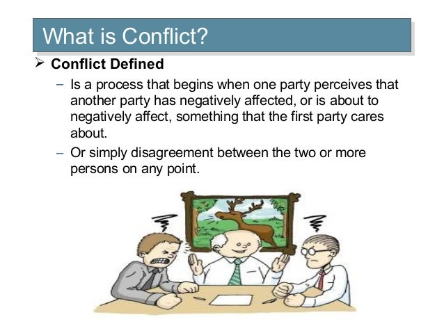 an overview of the conflict management in the negotiation process Read chapter conflict resolution in a changing world: the end of the cold  an  extended arms control negotiation process served to reduce the chances of   between 1985 and 1987 this group commissioned 14 comprehensive review.