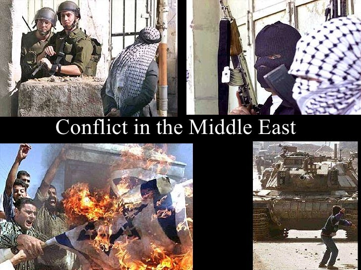 Conflict in the Middle East