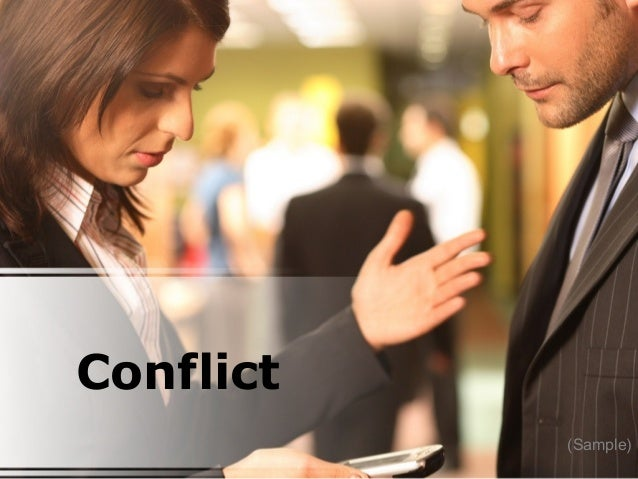 Conflict (Sample)