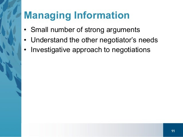 ob negotiation How can conflict be managed successfully what is negotiation what are the  different strategies involved in negotiation organizational behavior: chapter 18.