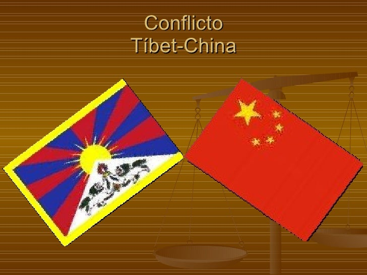 Conflicto Tíbet-China