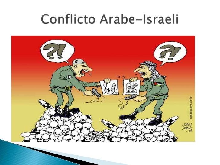 Conflicto Arabe-Israeli<br />