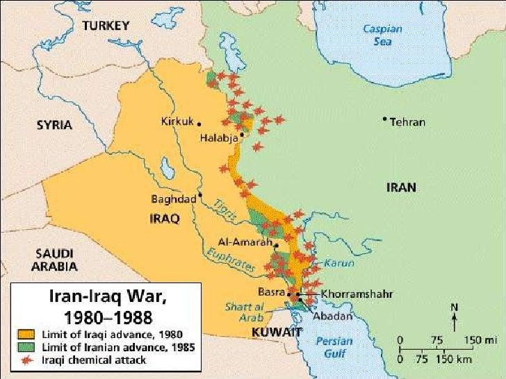 Conflictos en medio oriente