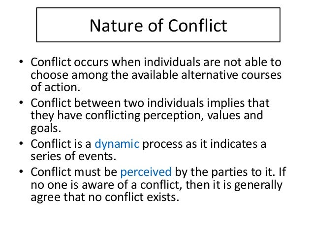 conflict resolution by culture