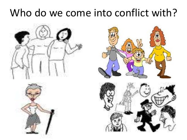 Ideas for a essay on conflict?It can be on anything