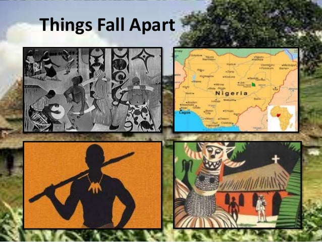 Things fall apart change vs tradition essay