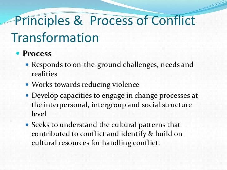 john paul lederach conflict transformation pdf