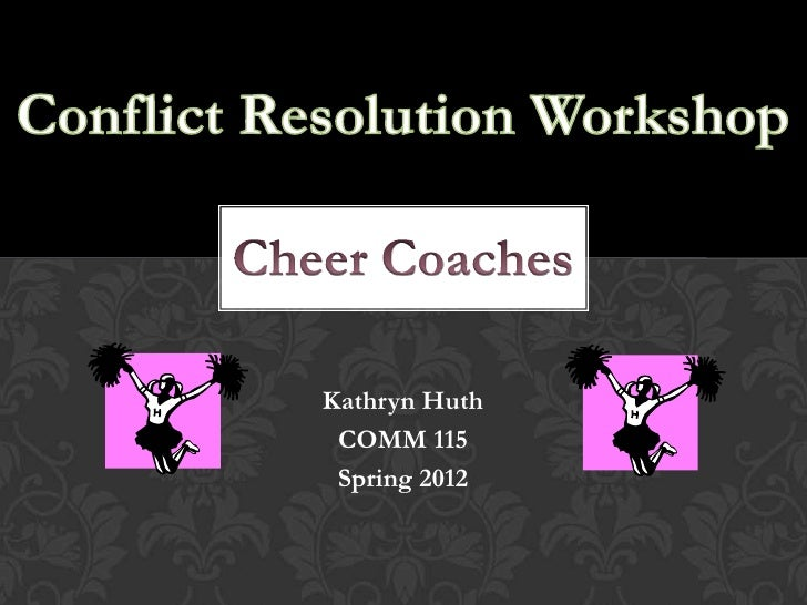 Kathryn Huth COMM 115 Spring 2012