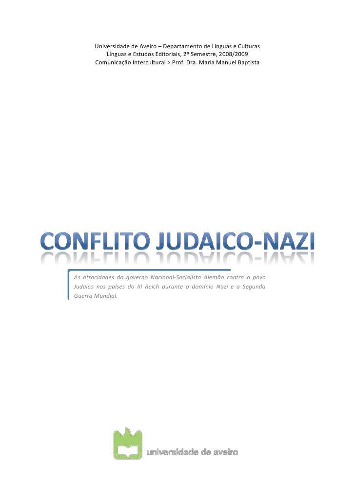 centercenterUniversidade de Aveiro – Departamento de Línguas e Culturas<br />Línguas e Estucenterbottomdos Editoriais, 2º ...