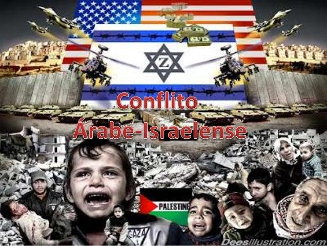 Resultado de imagem para conflito arabe israelense