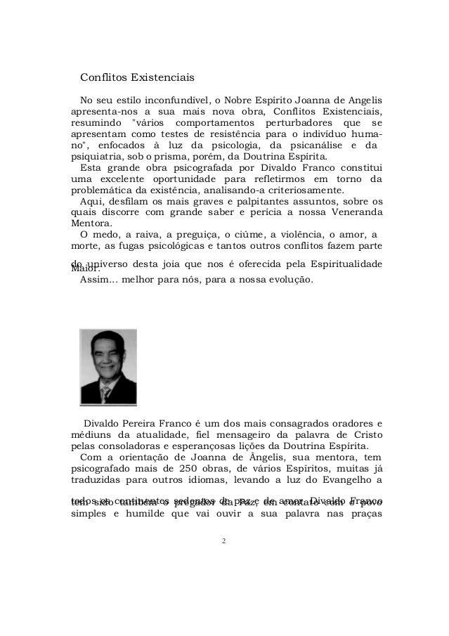 Conflitos existential joanna de angelis pdf download gratis