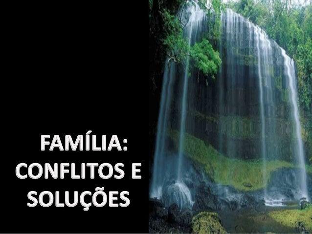 O que é família pra você?