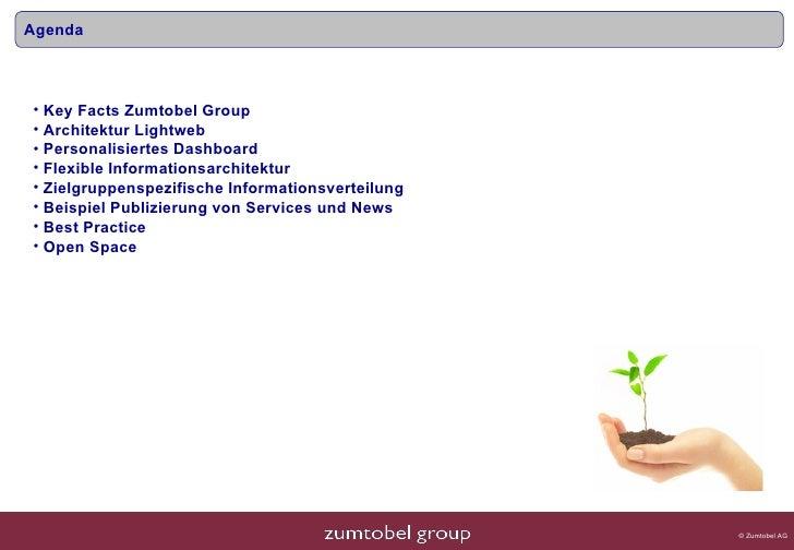 Confluence & JIRA Community Day - Zumtobel Wiki–Lightweb - Rainer Warmdt (Zumtobel AG) Slide 2