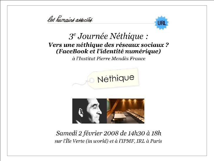 Organisateurs    • Tatiana F.-Salomon, Présidente des Humains     Associés      • Natacha Quester-Séméon, Secrétaire génér...