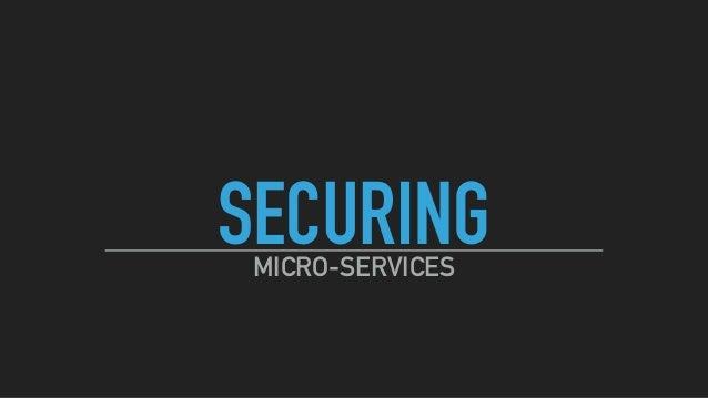 SECURINGMICRO-SERVICES