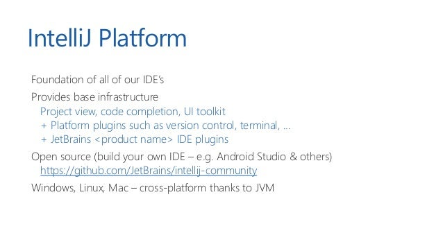 JVM and .NET? Rewrite R# in Java? 14 years of implementation and knowledge Would bring 2 R# implementations... Automatic c...