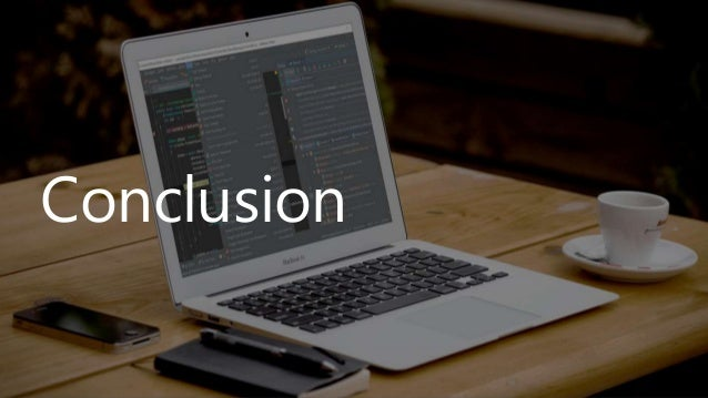 Conclusion Rider is an IDE built on two IDE's two technology stacks Rich and easy programming model was needed to bridge: ...