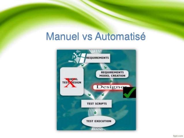 Manuel vs Automatisé