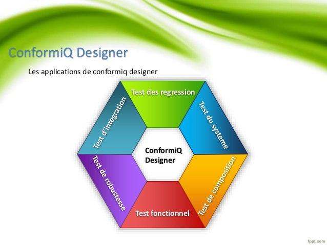 ConformiQ Designer  Les applications de conformiq designer  Test des regression  ConformiQ  Designer  Test fonctionnel