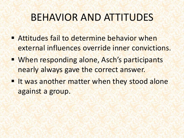 conformity and minor influence Chapter 6 - conformity and deviance and the other group members would not influence this standard guilty of a minor crime.
