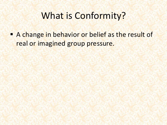 conformity compliance and obedience and their Assignment two compliance, conformity and obedience abstract the concepts of compliance, conformity and obedience have several similarities as well as.