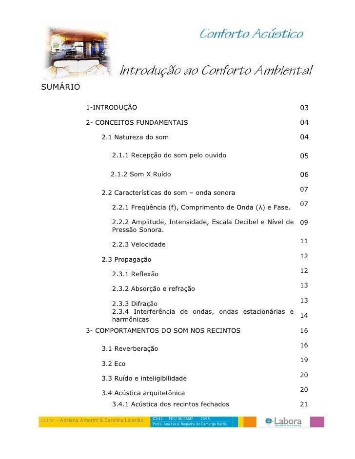 SUMÁRIO                    1-INTRODUÇÃO                                                             03                    ...