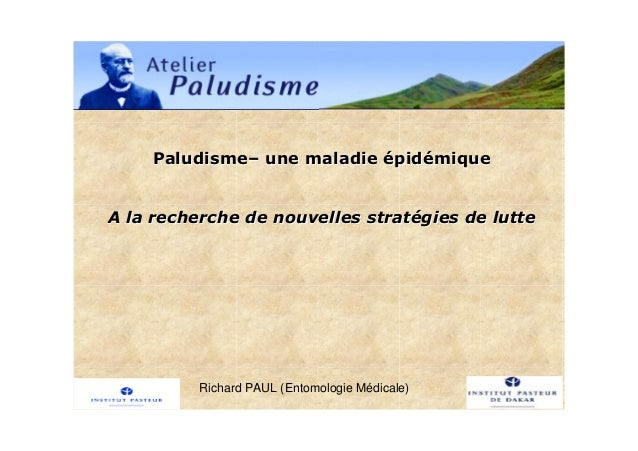 Richard PAUL (Entomologie Médicale)