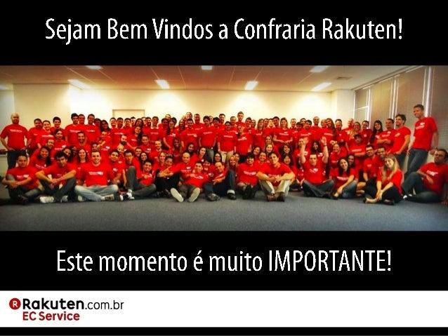 Rakuten Brasil - Confraria - Black Friday Report (Dez - 2013)