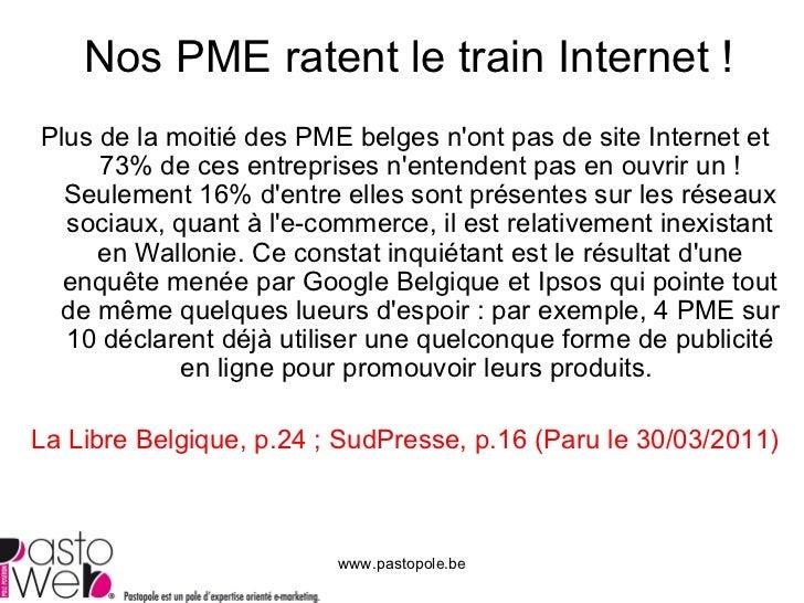 Conférence infopole 19052011 Slide 2